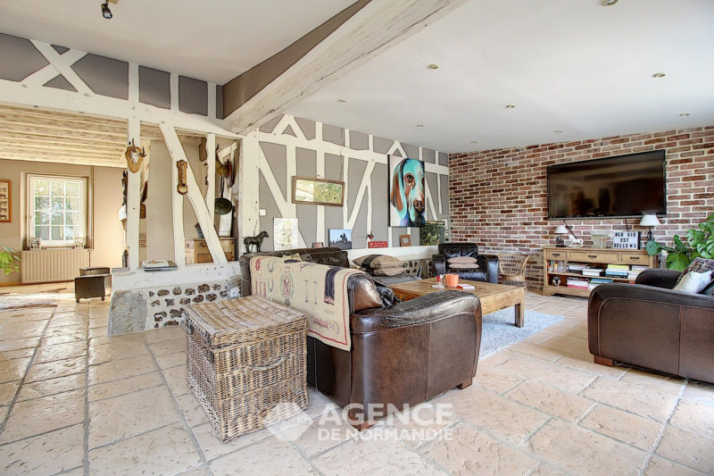 Deluxe sale house / villa Bernay 525000€ - Picture 7
