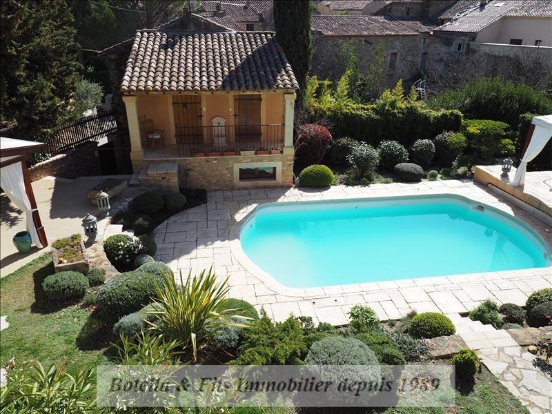 Verkoop van prestige  huis Uzes 745000€ - Foto 15