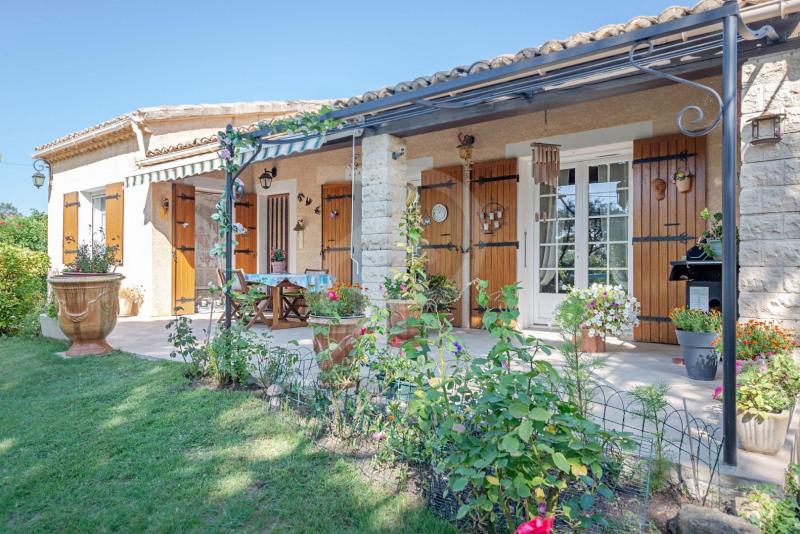 Vente maison / villa Entraigues sur la sorgue 352000€ - Photo 12