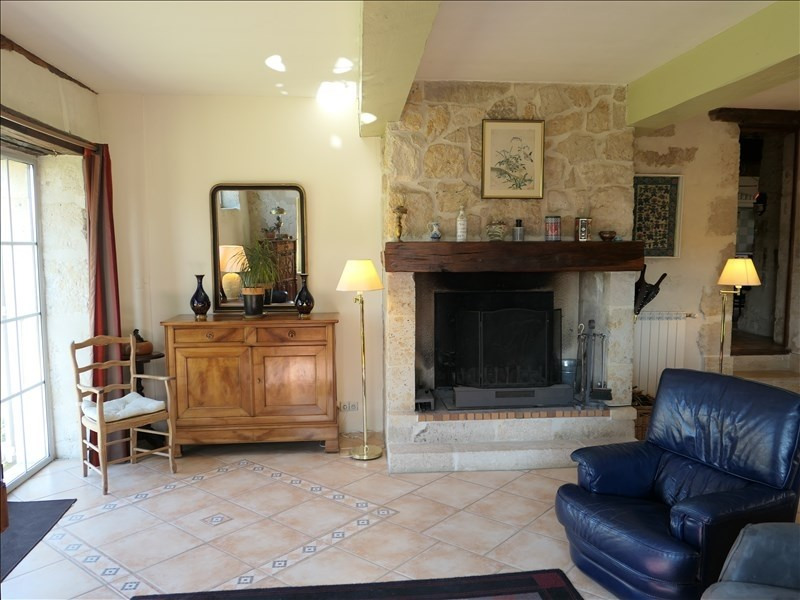 Sale house / villa Roquepine 291500€ - Picture 5