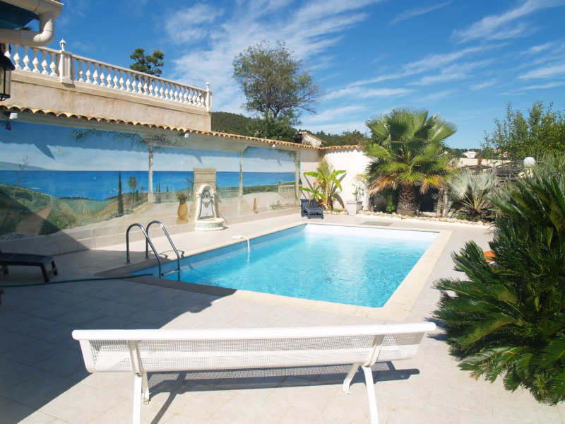 Vacation rental house / villa Les issambres 1 875€ - Picture 2