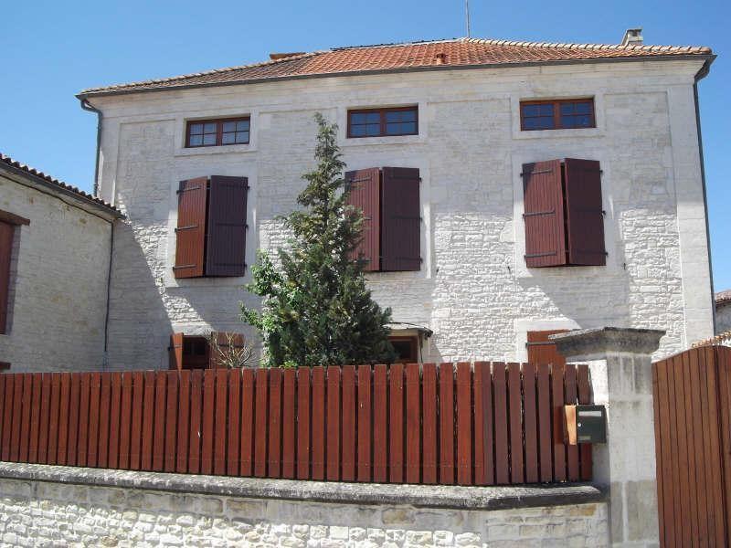 Vente maison / villa Aigre 147000€ - Photo 1