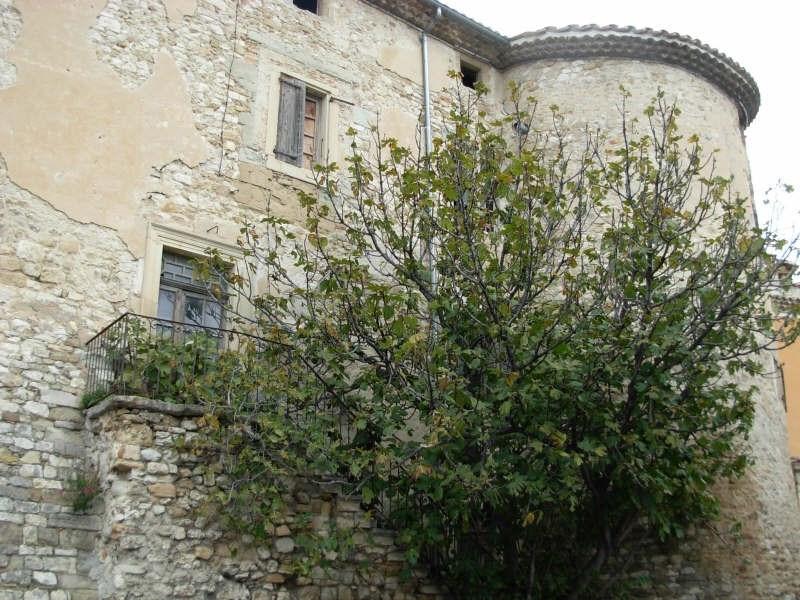 Vente de prestige château Rousset-les-vignes 365500€ - Photo 2