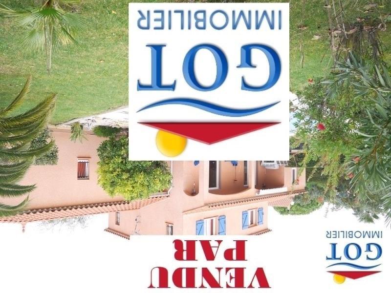 Sale house / villa St laurent de la salanque 414000€ - Picture 1