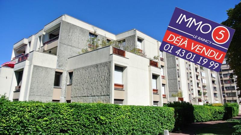Sale apartment Le raincy 234000€ - Picture 1