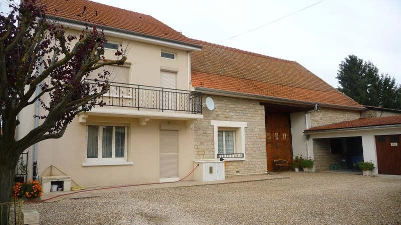 Viager maison / villa St jean de losne 79000€ - Photo 1