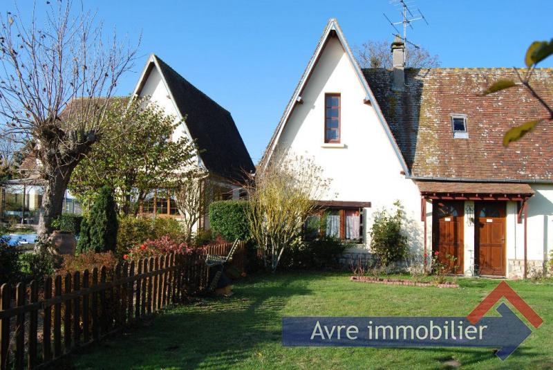 Sale house / villa Verneuil d'avre et d'iton 285000€ - Picture 2