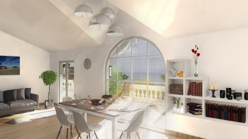 Sale apartment Lanton 207 000€ - Picture 4