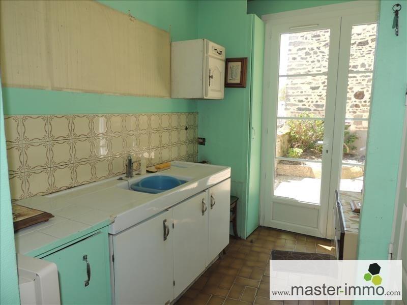 Venta  casa Villeneuve en perseigne 74000€ - Fotografía 3