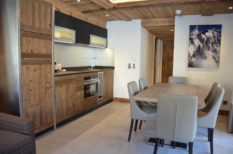 Vente de prestige appartement Chamonix mont blanc 470833€ - Photo 6