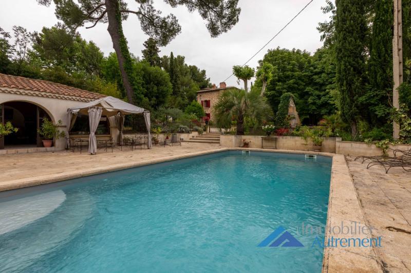 Venta de prestigio  casa Aix-en-provence 1980000€ - Fotografía 4