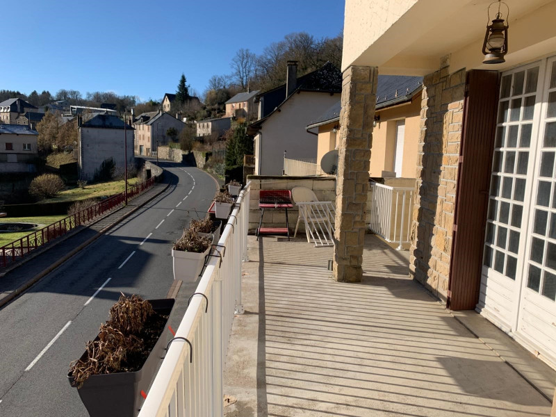 Vente maison / villa Salles-curan 165850€ - Photo 1