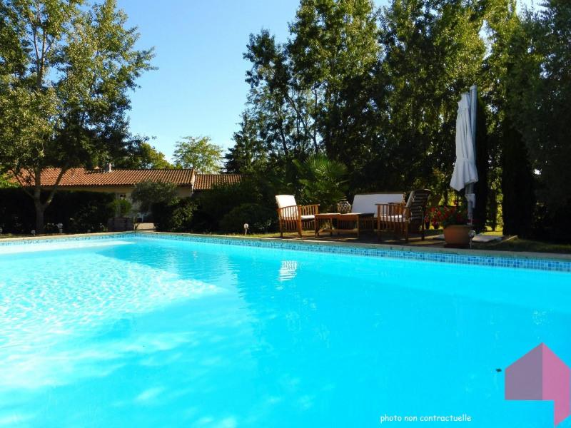 Sale house / villa Baziege 362000€ - Picture 2