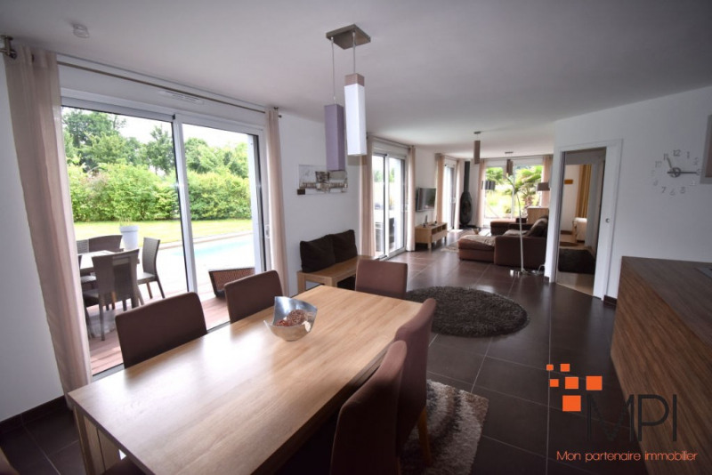 Sale house / villa La meziere 426 400€ - Picture 1