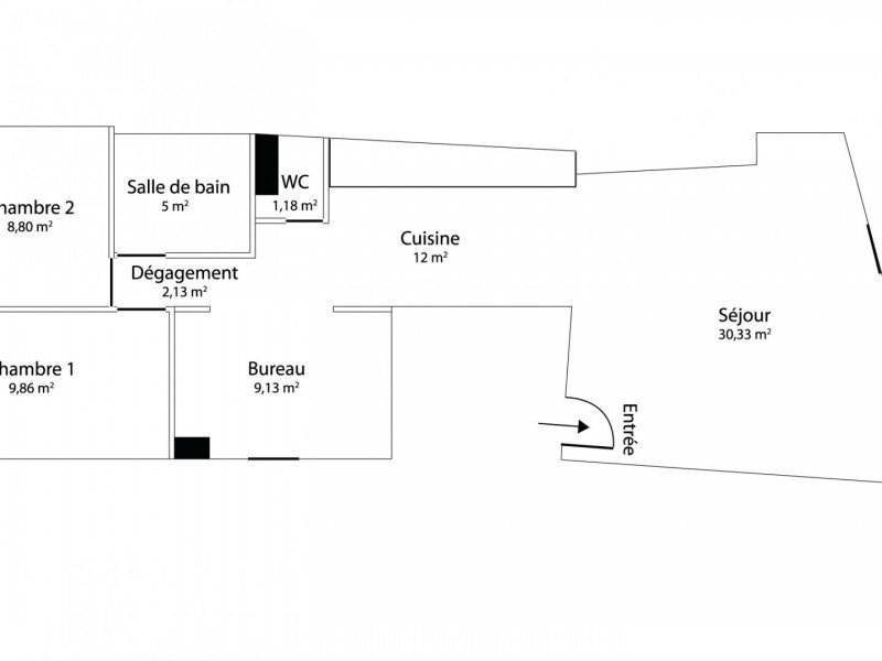 Sale apartment Avignon 195000€ - Picture 9