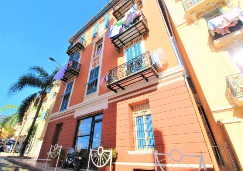 Sale apartment Beausoleil 275400€ - Picture 1