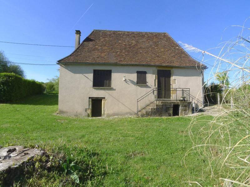 Vente maison / villa Sarrazac 115500€ - Photo 4