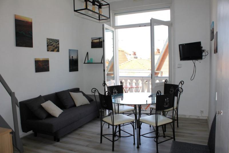 Vendita appartamento Le touquet paris plage 153700€ - Fotografia 9