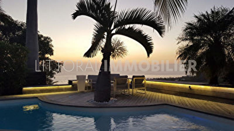 Verkauf von luxusobjekt haus Saint gilles les bains 798000€ - Fotografie 1