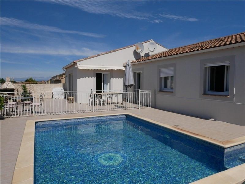 Vente maison / villa Cers 299000€ - Photo 1