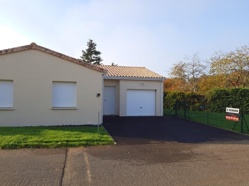 Sale house / villa St maurice la clouere 175 000€ - Picture 1