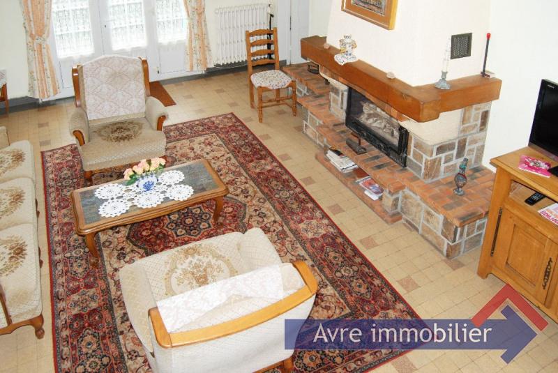 Vente maison / villa Verneuil d'avre et d'iton 138000€ - Photo 2