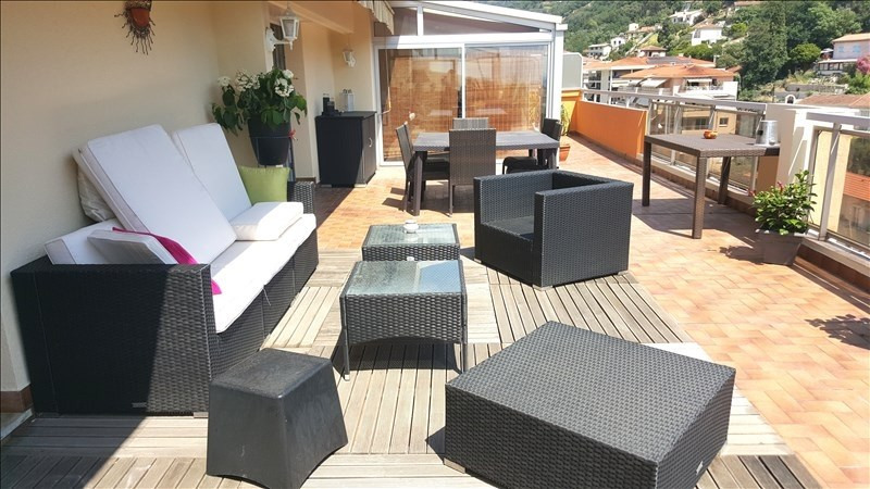 Sale apartment Menton 420 000€ - Picture 1