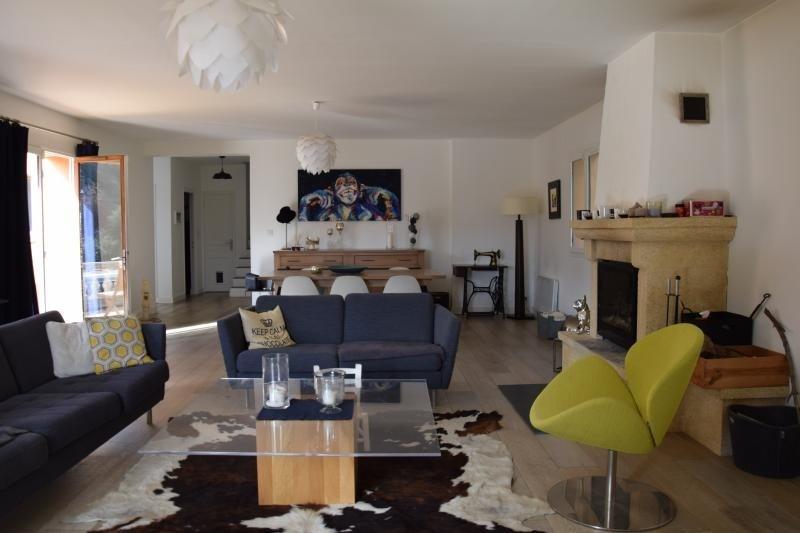 Vente maison / villa Eguilles 593000€ - Photo 4