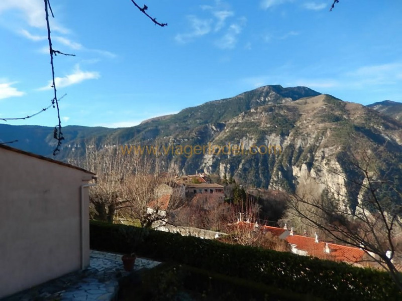 Viager appartement Clans 117000€ - Photo 1