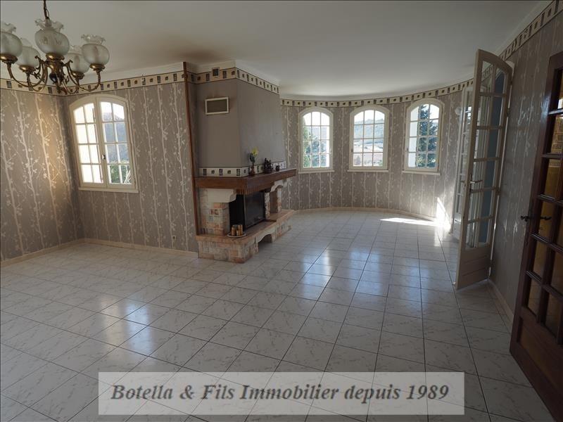 Vente maison / villa Uzes 388000€ - Photo 3
