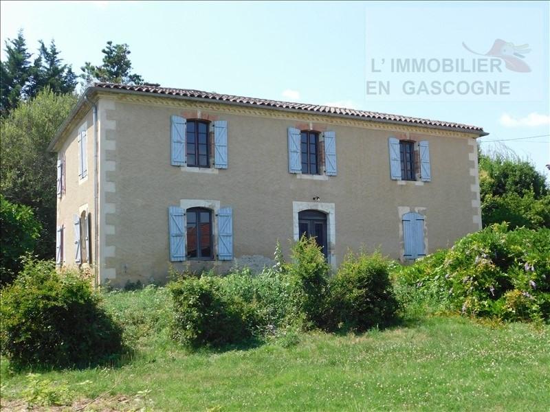 Sale house / villa Ornezan 198000€ - Picture 1