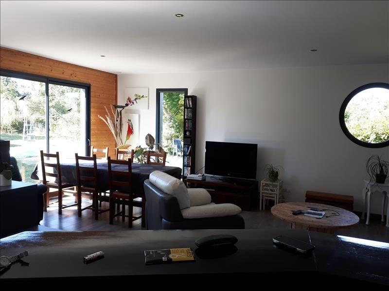 Sale house / villa La villeneuve-au-chene 215000€ - Picture 7