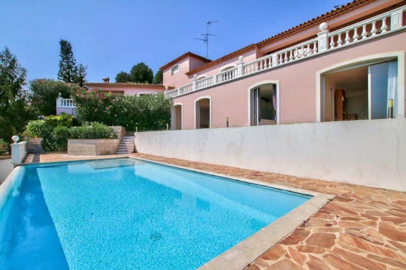 Deluxe sale house / villa Nice 1263000€ - Picture 1
