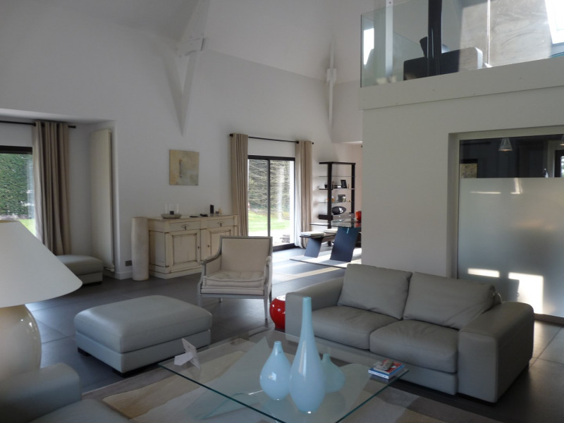 Location maison / villa Saint-nom-la-bretèche 3990€ CC - Photo 8