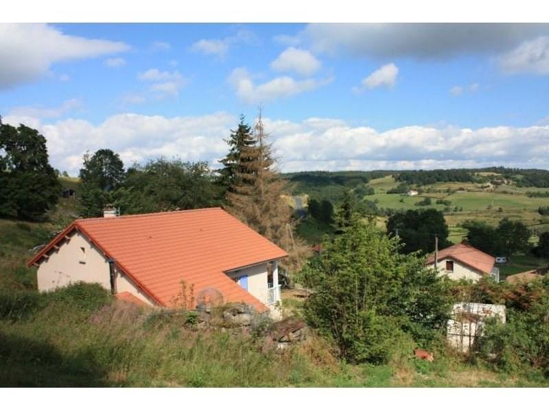Sale house / villa Presailles 110000€ - Picture 3