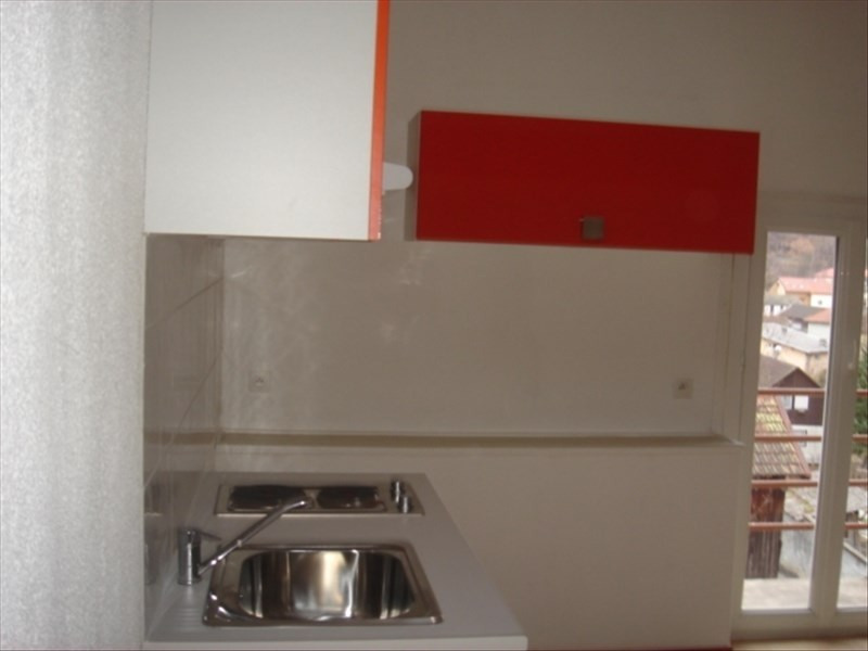 Rental apartment Allevard 345€ CC - Picture 1