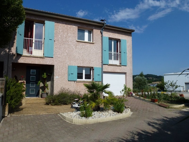 Vente maison / villa Chateauneuf de galaure 184000€ - Photo 3