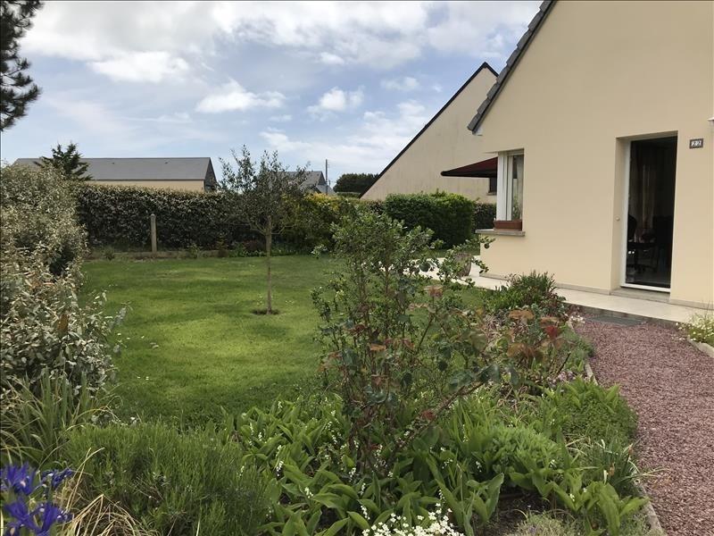 Sale house / villa St germain sur ay 248800€ - Picture 5