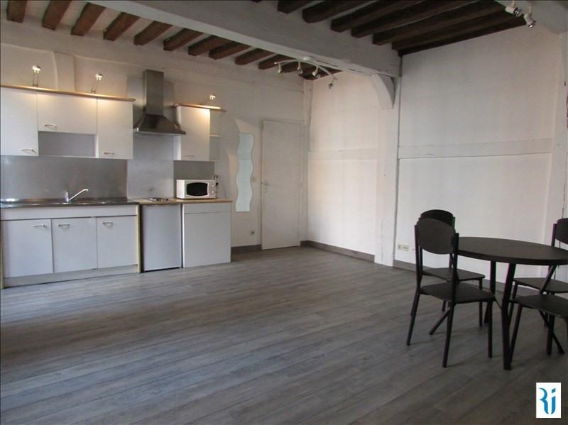 Rental apartment Rouen 550€ CC - Picture 2