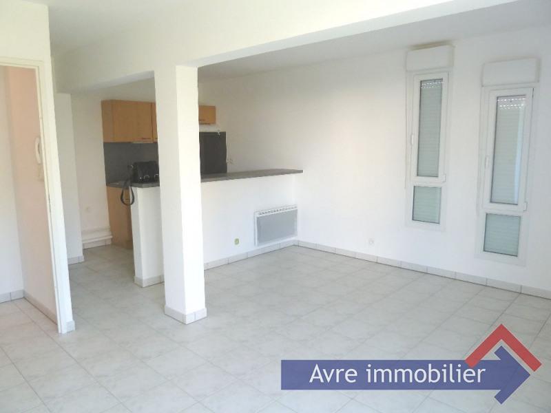 Vente appartement Verneuil d'avre et d'iton 73500€ - Photo 1