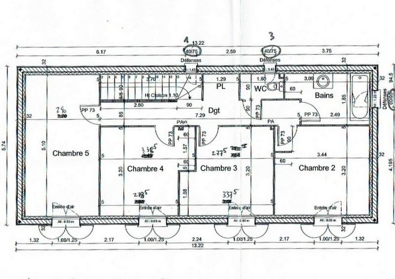 Immobile residenziali di prestigio casa Fayence 378000€ - Fotografia 13