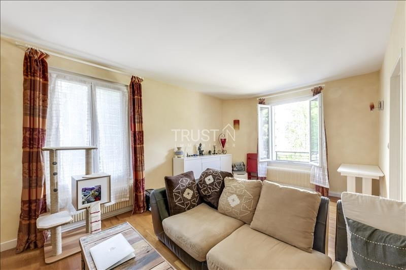 Vente appartement Paris 15ème 404 000€ - Photo 2