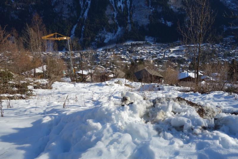 Vente terrain Chamonix mont blanc 3058000€ - Photo 2