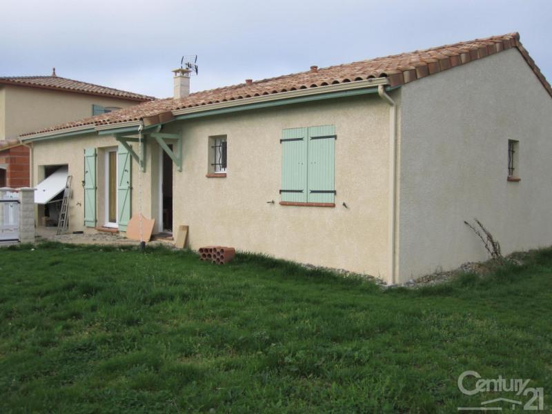 Rental house / villa La salvetat st gilles 954€ CC - Picture 1