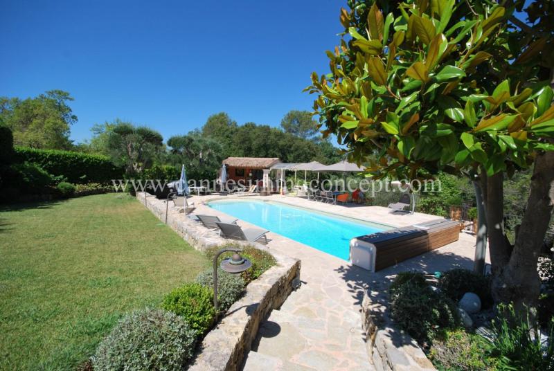 Deluxe sale house / villa Grasse 1590000€ - Picture 1