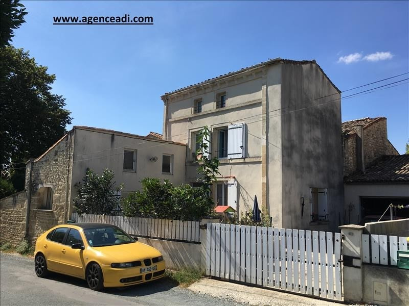Vente maison / villa Cherveux 95 400€ - Photo 1