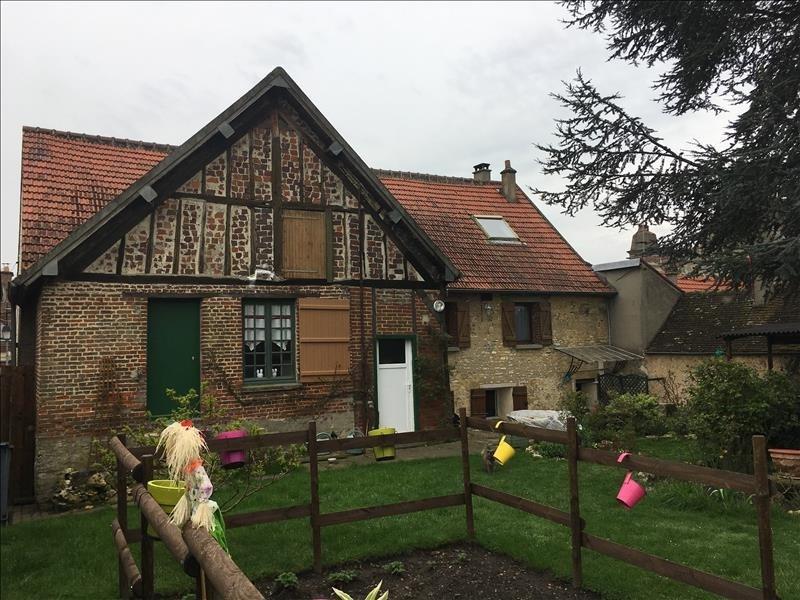 Sale house / villa Chaumont en vexin 220000€ - Picture 2