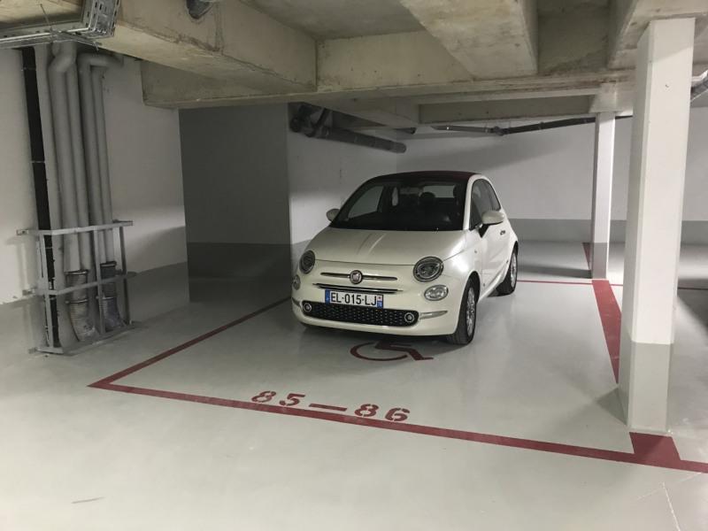 Affitto parking/auto coperto Villennes sur seine 130€ CC - Fotografia 1