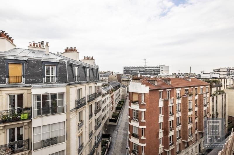 Sale apartment Paris 18ème 330000€ - Picture 6