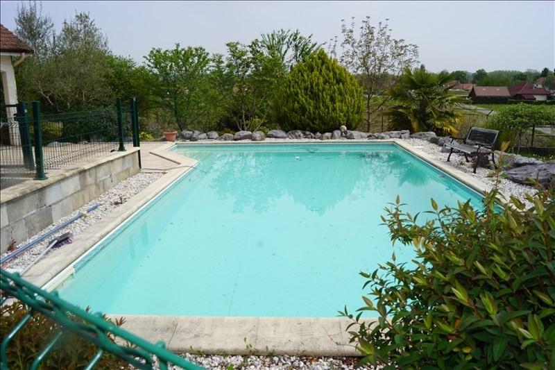 Sale house / villa Tarsacq 299500€ - Picture 2